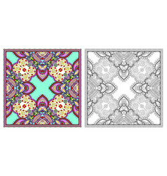 coloring pages book for adults vector image