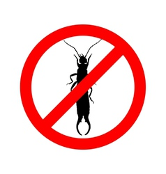 Earwig prohibited vector