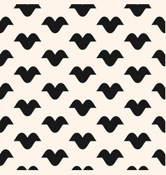 funky seamless pattern hipster fashion style vector image