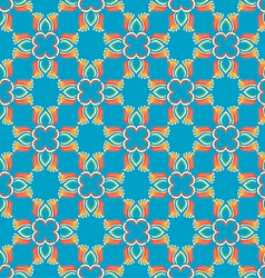 Thai traditional style art pattern vector image