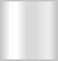 White metalllic gradient vector