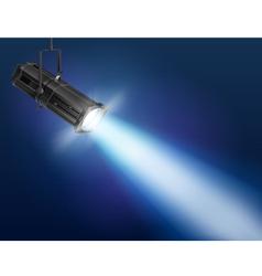 Floodlight vector