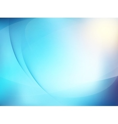 Abstract background with smooth lines EPS 10 vector image vector image
