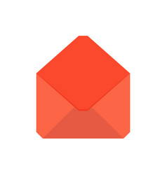 email letter mail message open read send icon vector image