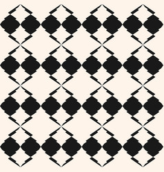 Geometric seamless pattern in arabian style vector