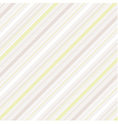 light pastel color striped seamless background vector image