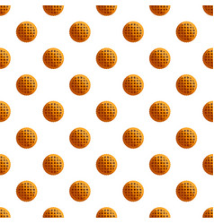 net biscuit pattern seamless vector image