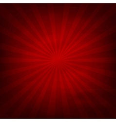 Red Texture Background With Sunburst vector