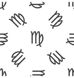 Virgo pattern vector