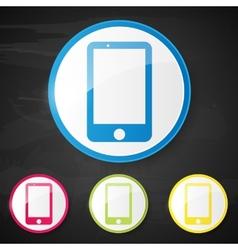 Web element Phone vector image