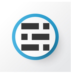 dashboard icon symbol premium quality isolated vector image vector image