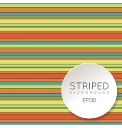 seamless pattern of colored stripes in a vector image