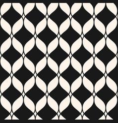 Ornamental mesh seamless pattern delicate lattice vector