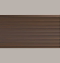 horizontal wooden texture blank background from vector image