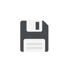 save icon - computer symbol - memory storage vector image