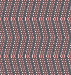 Zigzag motif - background vector image vector image