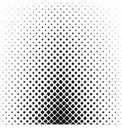Monochrome square pattern background - vector