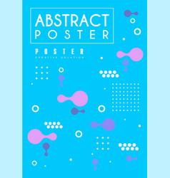 Abstract poster original design creative graphic vector