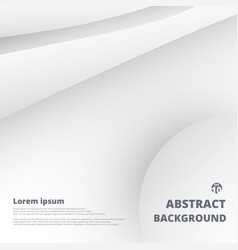 abstraction of gradient of white background with vector image