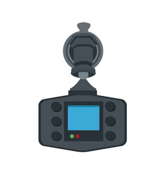Camera record technology of car wireless vector