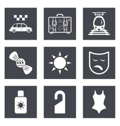 Icons for Web Design set 42 vector