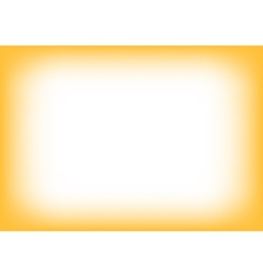 Yellow Orange blur Copyspace Background vector