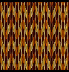 Autumn seamless pattern camouflage abstract vector