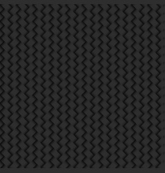 black background abstract wicker texture seamless vector image