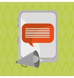 Communication icon desgin vector
