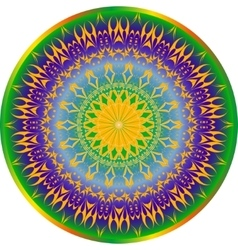 Round decorative elements vector