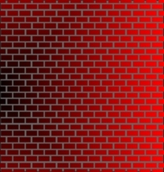 wall brick backround vector image