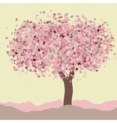 Love card design Wedding or Valentine EPS 8 vector image vector image