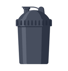 sport shaker icon vector image
