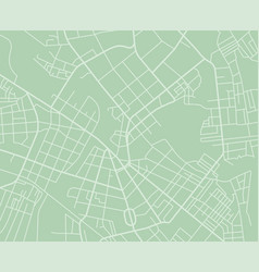 green map vector image vector image