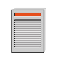 Documents icon image vector