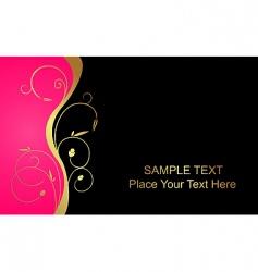 luxury background vector image