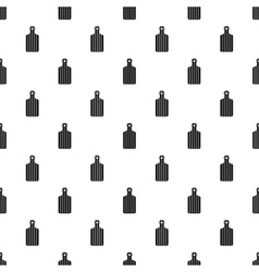 Cutting board pattern simple style vector