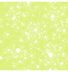Seamless dandelion pattern vector illustration vector