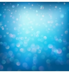 Abstract bokeh background EPS 10 vector image