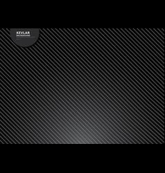 black carbon kevlar fiber background and texture vector image