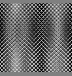 seamless metal swatch perforated metal pattern vector image
