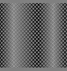 Seamless metal swatch perforated metal pattern vector