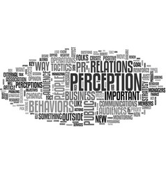 What s important about pr text word cloud concept vector