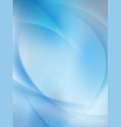 abstract cold light background eps 10 vector image vector image