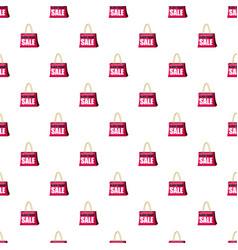 Package black friday sale pattern vector