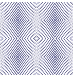 Rhombuses pattern vector
