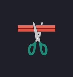 Presentation computer symbol vector image