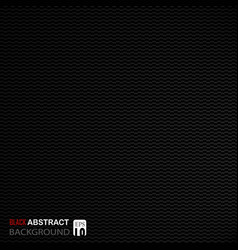 abstraction of black square geometrical pattern vector image
