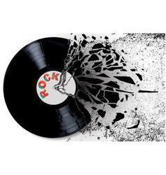 Shattered record vector
