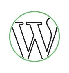 Wordpress vector